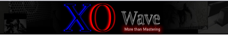 XO WAVE MASTERING SOFTWARE